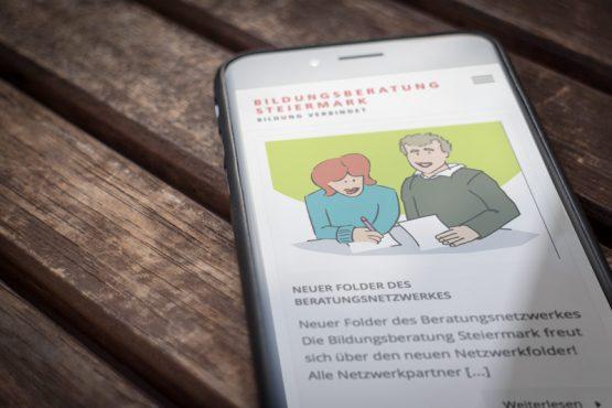 Website bildungsberatung-stmk.at