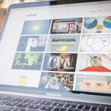 Wordpress Theme Website malotte.at