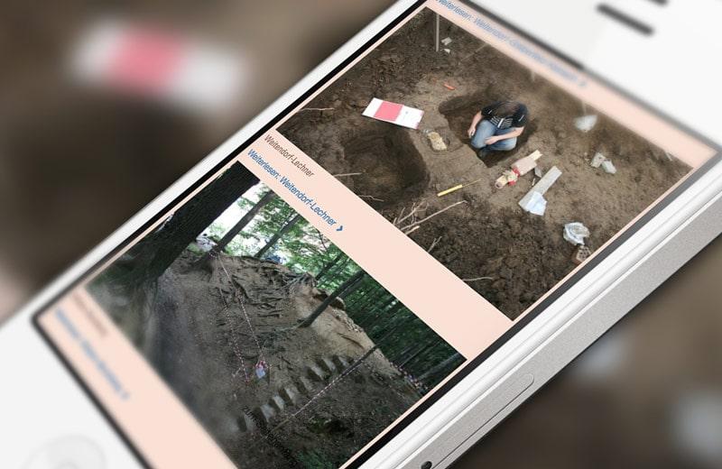 Website hengist-archaeologie.at
