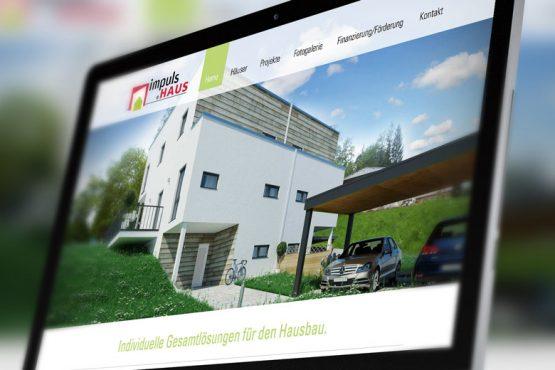 Website Impulshaus.at