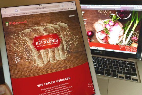 Website krenkönig.at