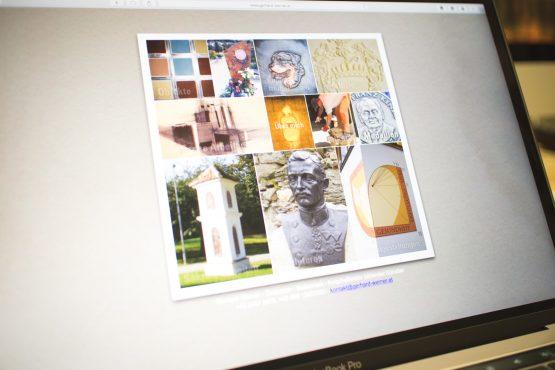 HTML Website gerhard-werner.at