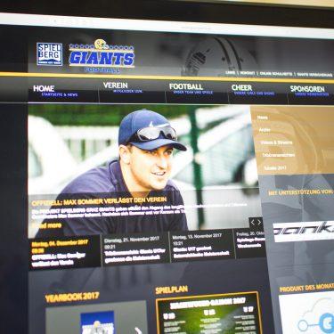 Website grazgiants.at