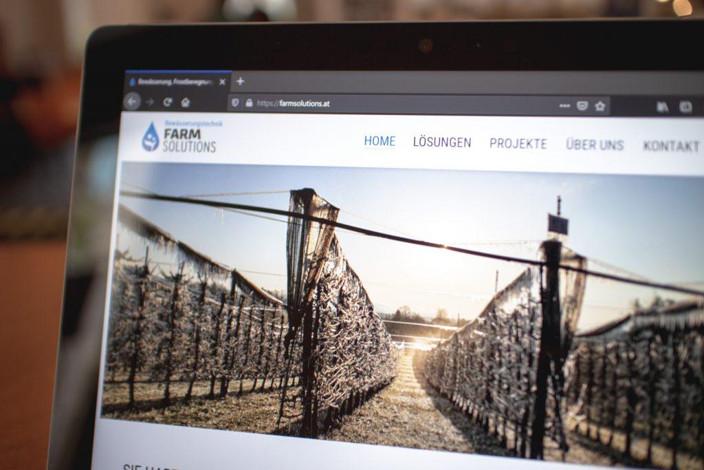 phongjim webdesign portfolio screenfoto farmsolutions at 002 1024x683 - farmsolutions.at