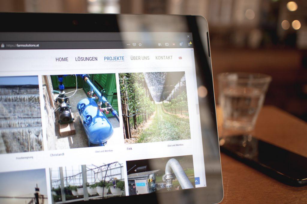 phongjim webdesign portfolio screenfoto farmsolutions at 003 1024x683 - farmsolutions.at