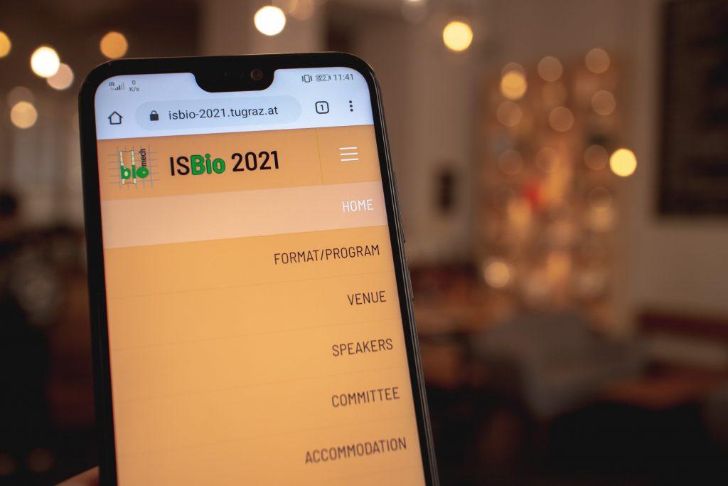 phongjim webdesign portfolio screenfoto isbio 2021 tugraz at 003 1024x683 - isbio-2021.tugraz.at