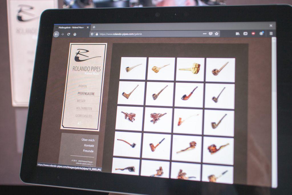 phongjim webdesign portfolio screenfoto rolando pipes com 002 1024x683 - rolando-pipes.com