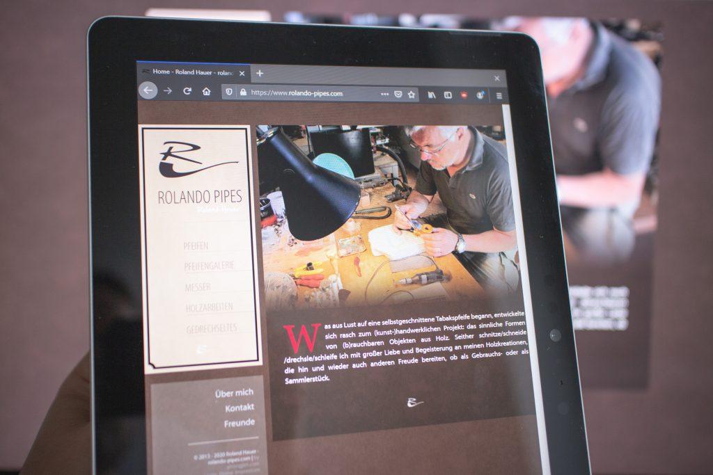 phongjim webdesign portfolio screenfoto rolando pipes com 003 1024x683 - rolando-pipes.com