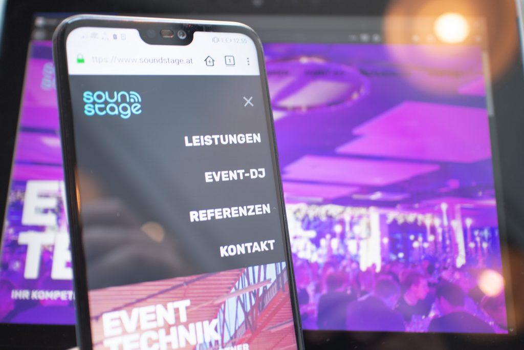 phongjim webdesign portfolio screenfoto soundstage at 003 1024x683 - soundstage.at